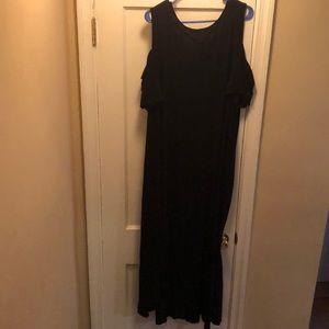 Lane Bryant Cold Shoulder Dress